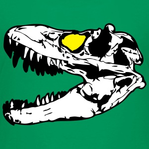 Dinosaur Skull Head Baby & Toddler Shirts - Toddler Premium T-Shirt