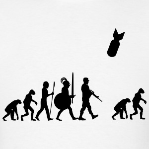 Evolution, NUKE, Restart Evolution T-Shirts - Men's T-Shirt