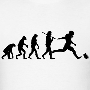 NFL Football Evolution T-Shirts - Men's T-Shirt