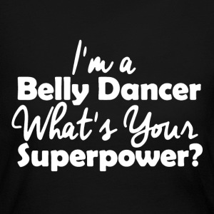 Belly Dancer Shirt - Women's Long Sleeve Jersey T-Shirt