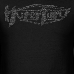 Hyper Fury Static Logo - Men's T-Shirt