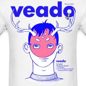veado - Men's T-Shirt