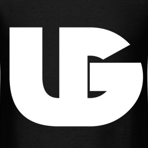 UntypicalGamer Logo White - Men's T-Shirt