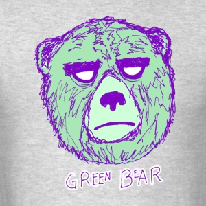 Green Bear Tee - Men's T-Shirt