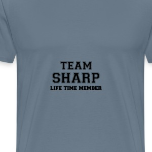 Team sharp T-Shirts - Men's Premium T-Shirt