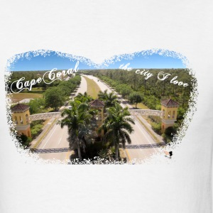 Cape Coral T-Shirts - Men's T-Shirt