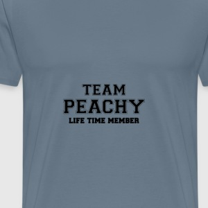 Team peachy T-Shirts - Men's Premium T-Shirt