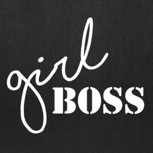 Girlboss Tote Bag - Tote Bag