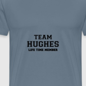 Team hughes T-Shirts - Men's Premium T-Shirt