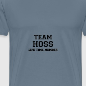 Team hoss T-Shirts - Men's Premium T-Shirt