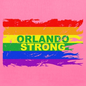 ORLANDO STRONG II CLEAN - Tote Bag
