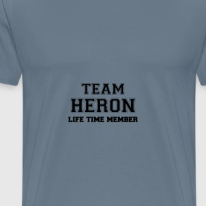 Team heron T-Shirts - Men's Premium T-Shirt