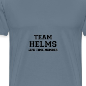Team helms T-Shirts - Men's Premium T-Shirt