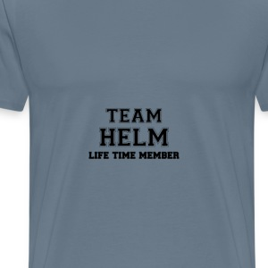 Team helm T-Shirts - Men's Premium T-Shirt