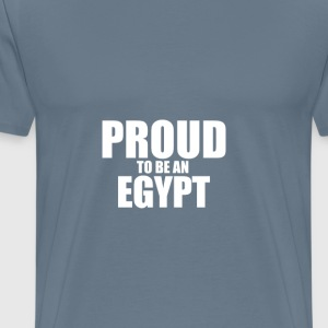 Proud to be a egypt T-Shirts - Men's Premium T-Shirt