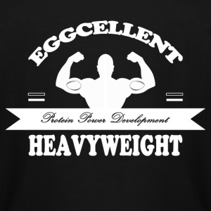 Eggcellent Protein Power Development T-Shirts - Men's Tall T-Shirt