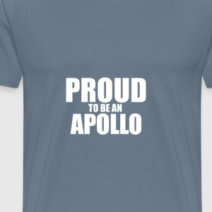 Proud to be a apollo T-Shirts - Men's Premium T-Shirt