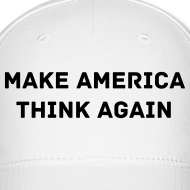 Design ~ Think America Cap (black)