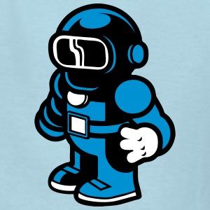Spaceman Kids' Shirts - Kids' T-Shirt