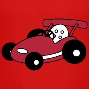 Kids Race Car Baby & Toddler Shirts - Toddler Premium T-Shirt
