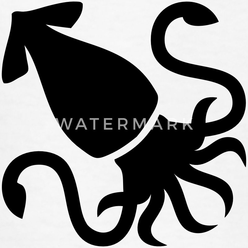 The Kraken - Silhouette Kids' Shirts - Kids' T-Shirt