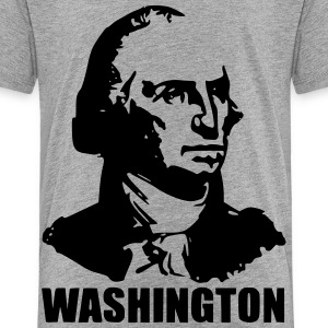 George Washington Kid Tshirt - Toddler Premium T-Shirt
