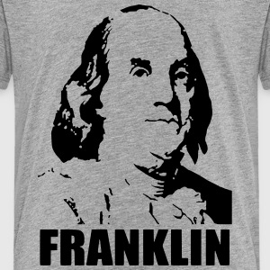 Ben Franklin Kids Tshirt - Toddler Premium T-Shirt