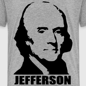 Thomas Jefferson Baby & Toddler Shirts - Toddler Premium T-Shirt