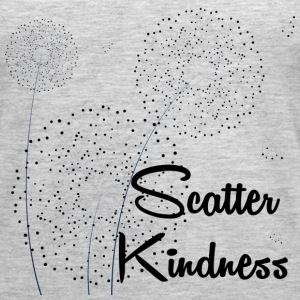 Scatter Kindness - Women's Premium Tank Top