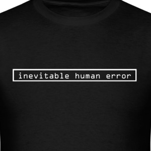 Human Error - Men's T-Shirt