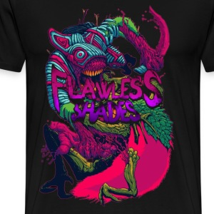 Flawless Shades Monster - Men's Premium T-Shirt
