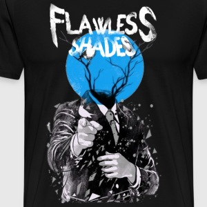Flawless Shades Blue - Men's Premium T-Shirt