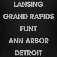 Design ~ Lansing Grand Rapids Flint Ann Arbor Detroit