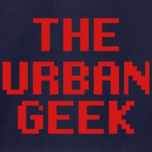 THEUG | The Urban Geek Red x Navy  - Men's T-Shirt
