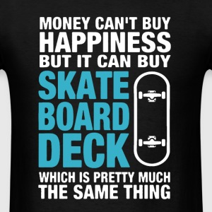 Skateboarding T Shirt - Men's T-Shirt