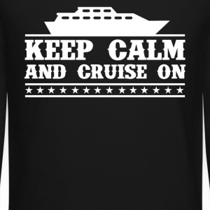 Keep Calm And Cruise On - Crewneck Sweatshirt