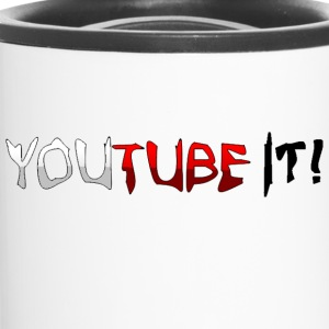 YOUTUBE IT! Travel Mug - Travel Mug