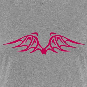 wing winged angel 50268 T-Shirts - Women's Premium T-Shirt