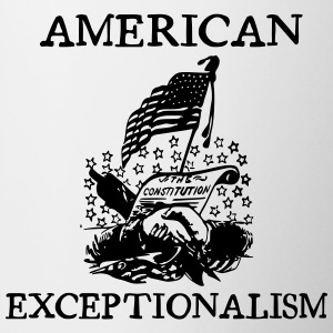 American Exceptionalisam Mug - Coffee/Tea Mug