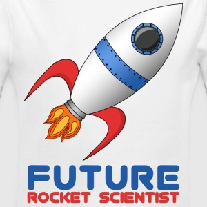 Future Rocket Scientist - Long Sleeve Baby Bodysuit
