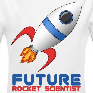 Future Rocket Scientist - Baby Long Sleeve One Piece
