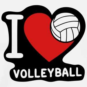 I Love Volleyball T-Shirts | Spreadshirt
