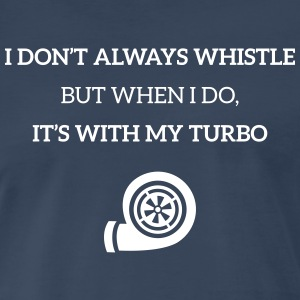 JDM Turbo Whistle | T-shirts JDM - Men's Premium T-Shirt