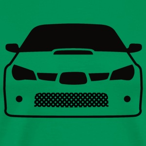 JDM Car eyes STI 3 | T-shirts JDM - Men's Premium T-Shirt