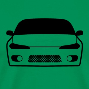 JDM Car eyes S15 | T-shirts JDM - Men's Premium T-Shirt