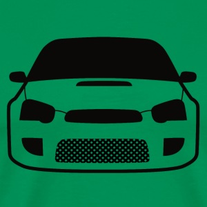 JDM Car eyes STI 2 | T-shirts JDM - Men's Premium T-Shirt