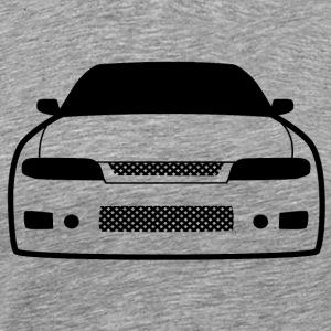 JDM Car Eyes R33 | T-shirts JDM - Men's Premium T-Shirt