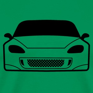 JDM Car eyes S2000 | T-shirts JDM - Men's Premium T-Shirt