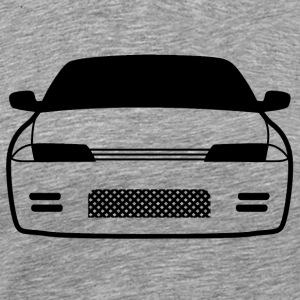 JDM Car Eyes R32 | T-shirts JDM - Men's Premium T-Shirt