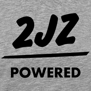 JDM T Engine powered 2jz | T-shirts JDM - Men's Premium T-Shirt